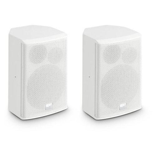 sat 62 g2 w pasywny głośnik instalacyjny 6,5″, biały, para marki Ld systems