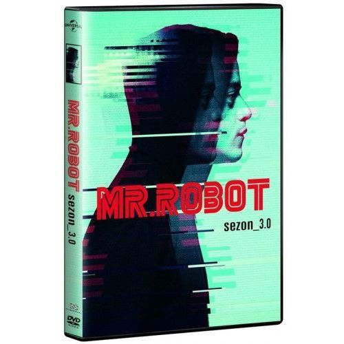 Filmostrada Mr robot sezon 3 box 4dvd (płyta dvd)