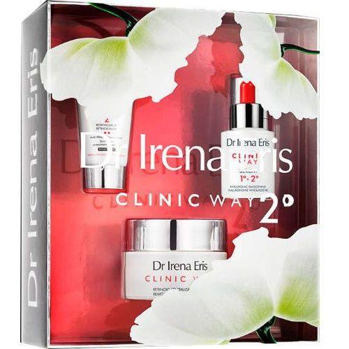 Dr irena eris clinic way 2° zestaw anti-aging rewitalizacja retinoidalna