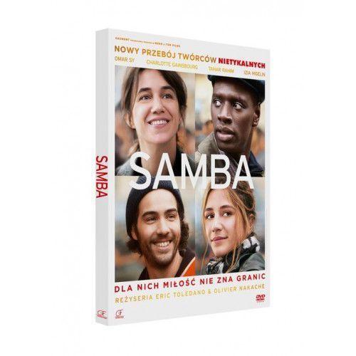 Samba - Olivier Nakache, Eric Toledano DARMOWA DOSTAWA KIOSK RUCHU, 74557602574DV (4627816)