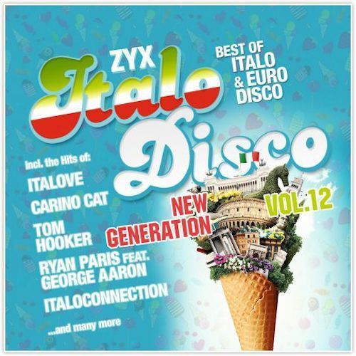 Italo disco new generation 12 [2cd] marki Zyx music