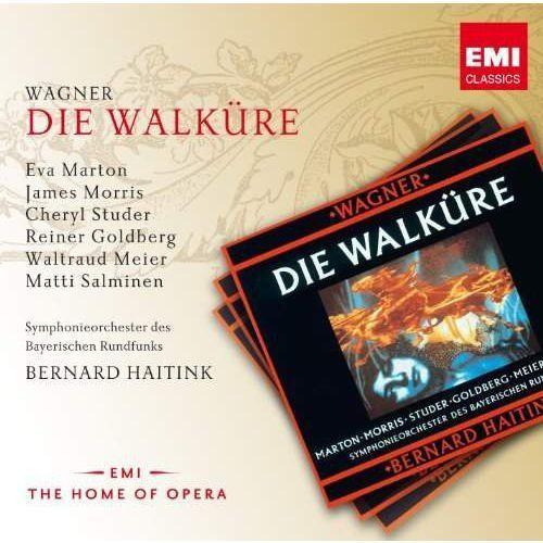 DIE WALKURE - Haitink, Marton, Morris, Bay.rso (Płyta CD), 3197252