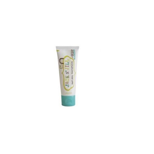 Jack n'jill Naturalna pasta do zębów - organiczna borówka i xylitol 50g jjn05653
