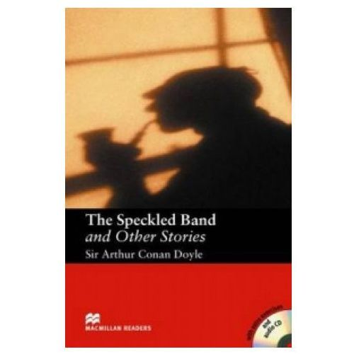 The Speckled Band And Other Stories + CD. Macmillan Readers Intermediate, oprawa miękka