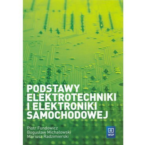 Podstawy elektrotechniki i elektroniki samochodowej, WSiP