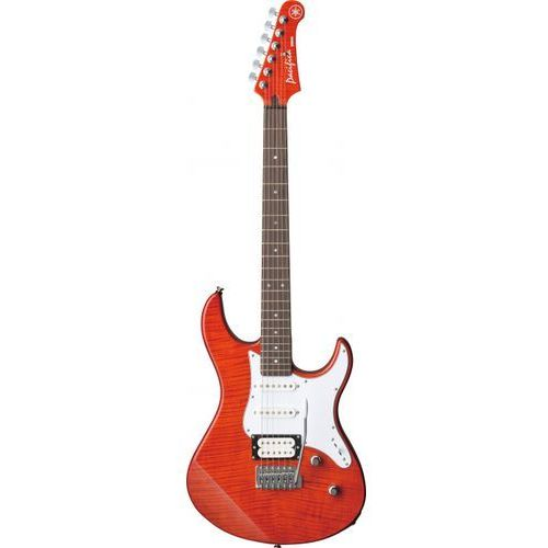 Yamaha pacifica 212 vfm cbr gitara elektryczna, caramel brown