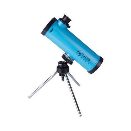Teleskop astronomiczny newton discovery + statyw i akcesoria. marki Acuter