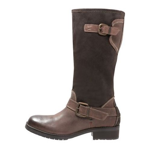 Wrangler CYRIL NICO Śniegowce dark brown