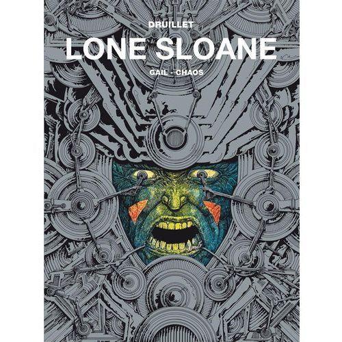 Mistrzowie komiksu Lone Sloane Tom 2 Chaos - Druillet Philippe, Druillet Philippe (120 str.)