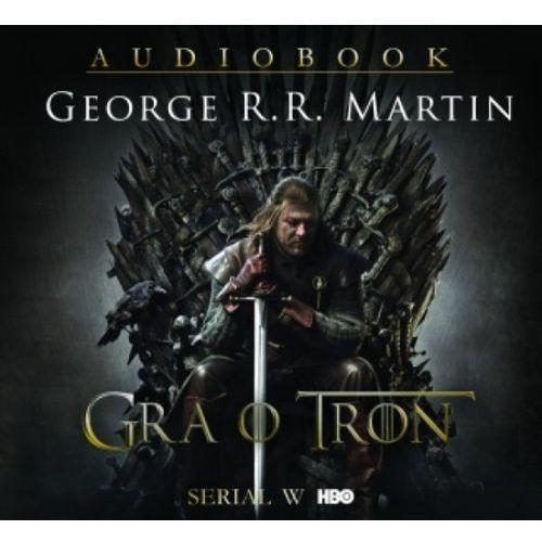 Gra O Tron. Książka Audio Cd Mp3