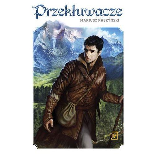 Przekłuwacze - Mariusz Kaszyński (716 str.)