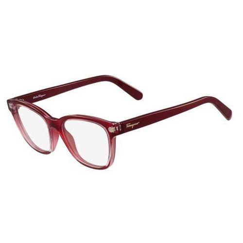 Okulary Korekcyjne Salvatore Ferragamo SF 2766 613