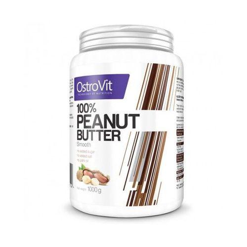 OstroVit 100% Peanut Butter Smooth 1000g