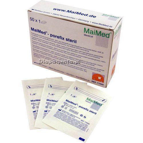 MAIMED Porefix steril - pooperacyjny opatrunek na ranę 25 x 10cm, 25szt
