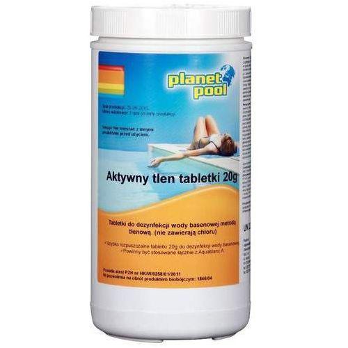 Aktywny tlen w tabletkach 1 kg