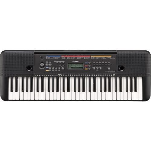 psr-e263 keyboard do nauki gry marki Yamaha
