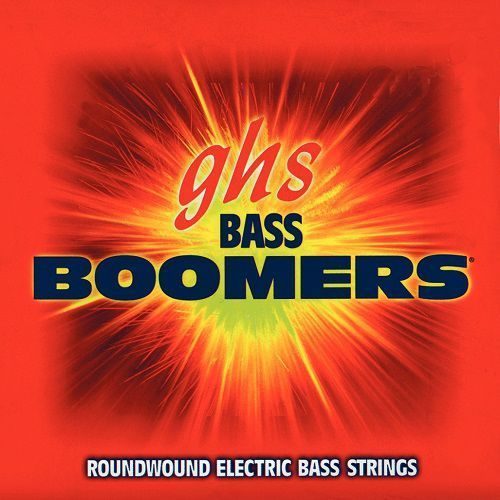 Ghs bass boomers struny do gitary basowej 8-str. regular,.018-.105, medium scale