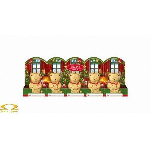 Misie czekoladowe Lindt Teddy Mini 5x10g