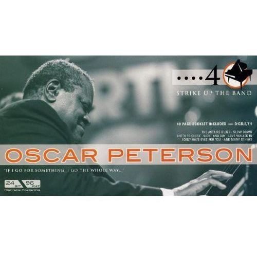 OSCAR PETERSON - Strike Up the Band (4 CD) (4011222232434)