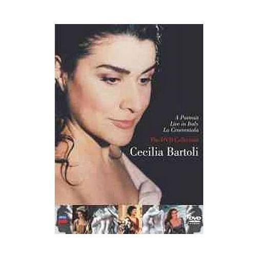 Universal music / decca The dvd collection - cecilia bartoli (płyta dvd)