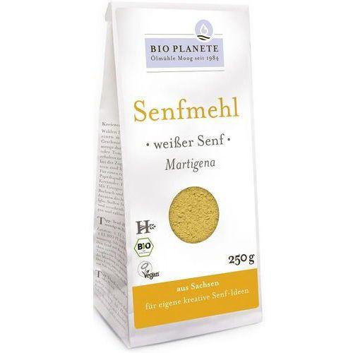 Mąka z gorczycy bio 250 g - marki Bio planete