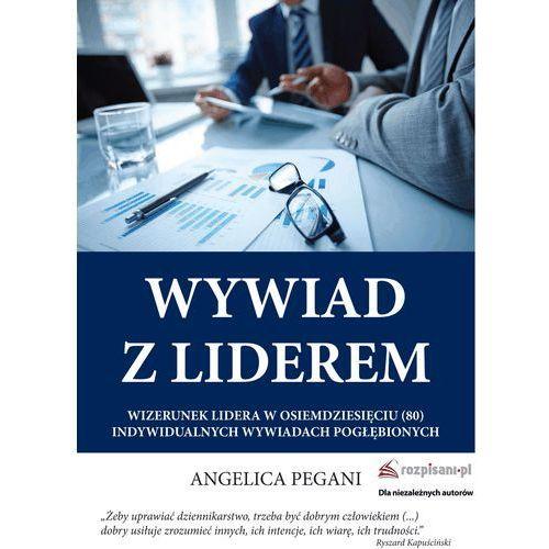 Wywiad z liderem - Angelica Pegani