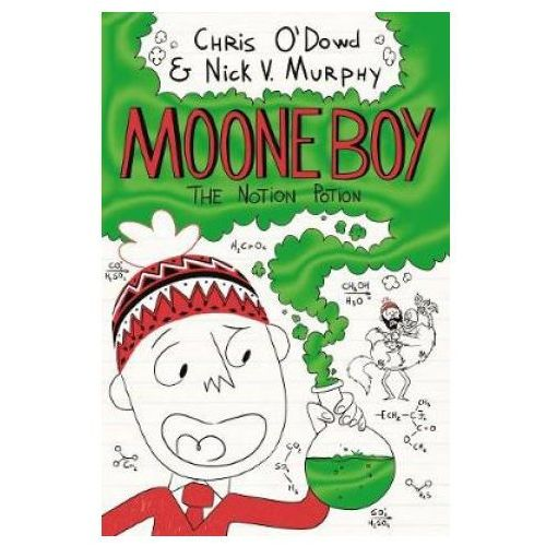 Moone Boy 3: The Notion Potion (9781509813520)