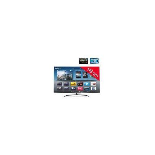 Produkt z kategorii telewizory LED Philips 47PFL6008