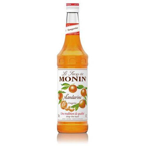 Syrop MANDARINE MONIN 0,7 L - mandarynkowy, 1658