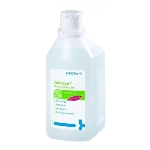 Schulke Mikrozid sensitive - bezalkoholowy płyn do dezynfekcji powierzchni 1l (4032651091867)