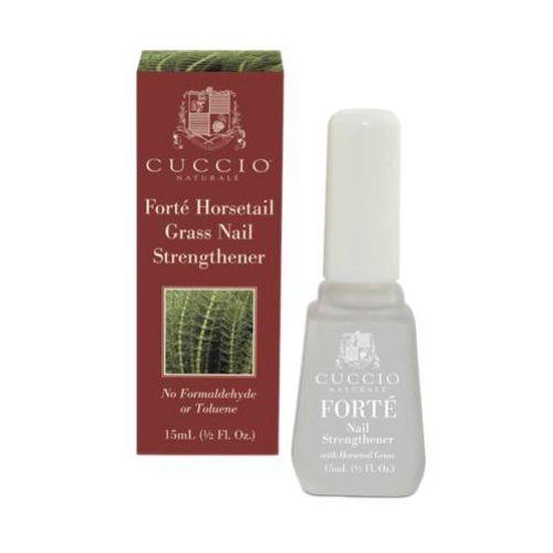 forte horsetail grass nail strengthener botaniczny utwardzacz paznokci marki Cuccio