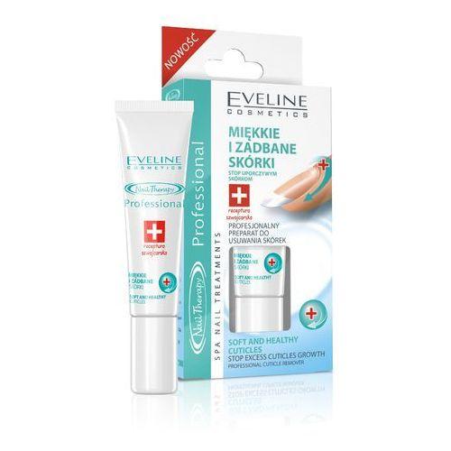 Eveline nail therapy lakier odżywka do skórek 12ml (5907609333506)