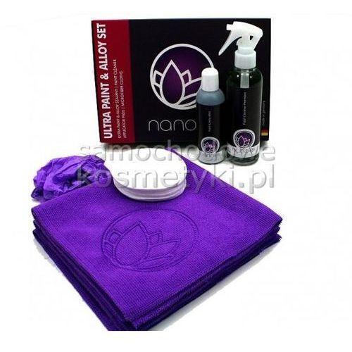 Professional Paint & Alloy Sealant SET, marki Nanolex do zakupu w SamochodoweKosmetyki.pl