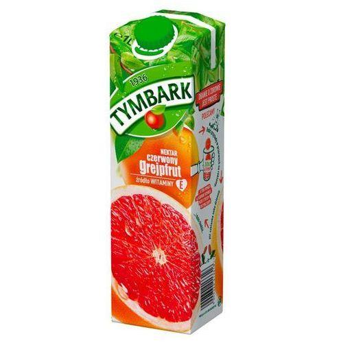 Nektar czerwony grejpfrut 1 l marki Tymbark