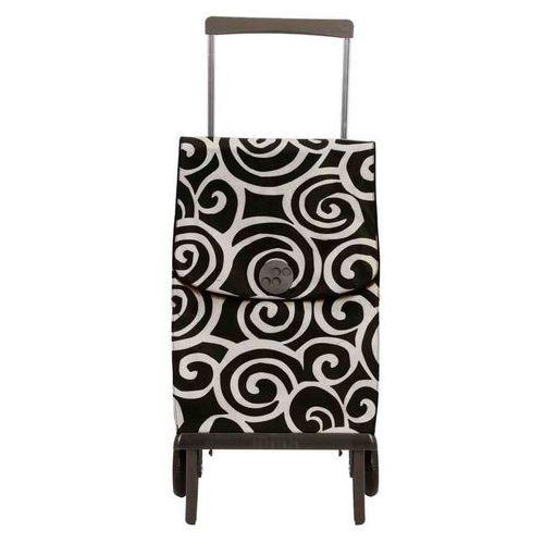 Wózek zakupowy składany Rolser Plegamatic Spiral plata (wózek na zakupy)