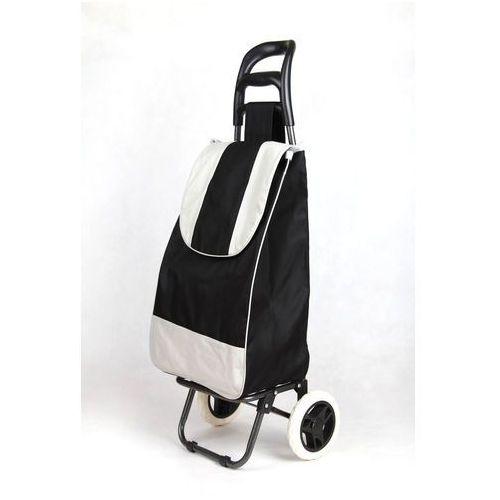 Wózek na zakupy standard 01 czarny (wózek na zakupy)