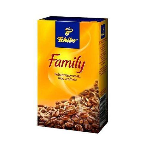 Kawa mielona family 250g marki Tchibo