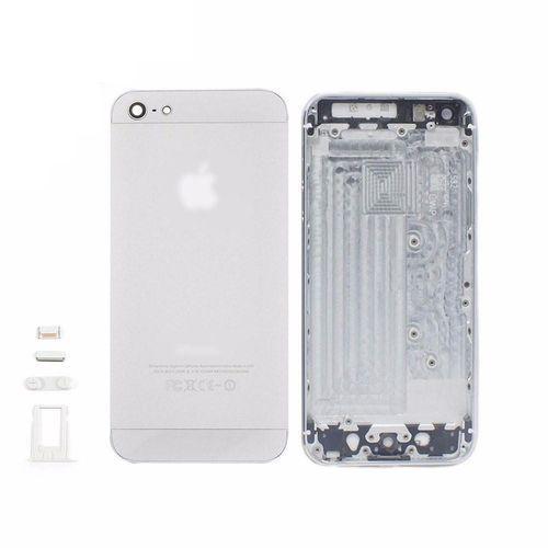 Tylny Korpus Obudowy Komplet iPhone 5G (Srebrny)