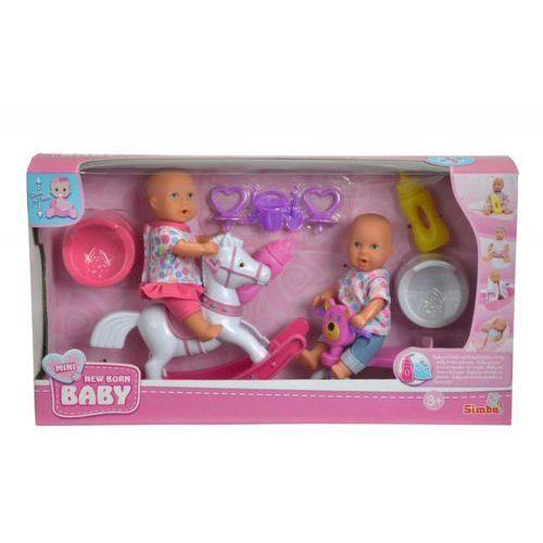 Lalka Mini New Born Baby - Zestaw do zabawy