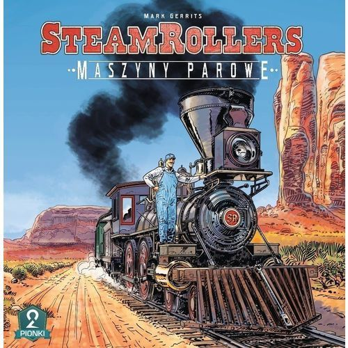 Steam Rollers: Maszyny Parowe PORTAL (5902560381566)