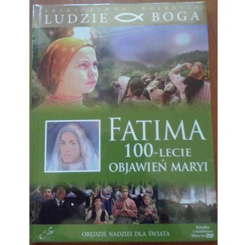 FATIMA - 100 LECIE OBJAWIEŃ MARYI+ Film DVD