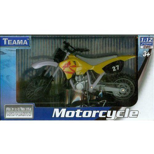 Motor teama cross (motor zabawka) od SELKAR