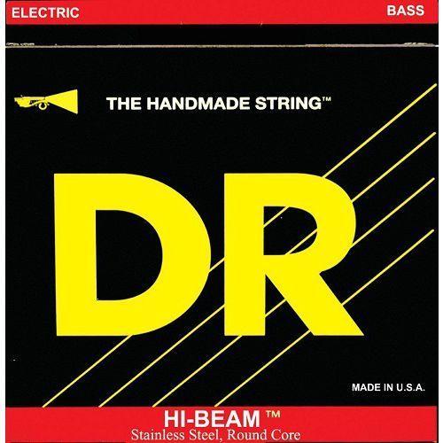 Dr hi-beam - struny do gitary basowej, 6-string, medium,.030-.125