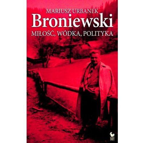 Broniewski - miłość, wódka, polityka, Iskry