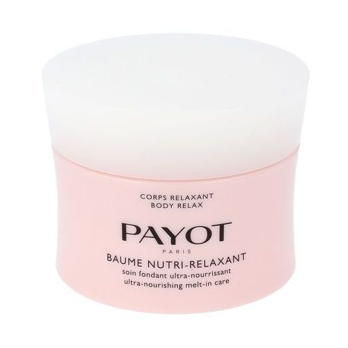 PAYOT Corps Relaxant Ultra-Nourishing Melt-In Care balsam do ciała 200 ml