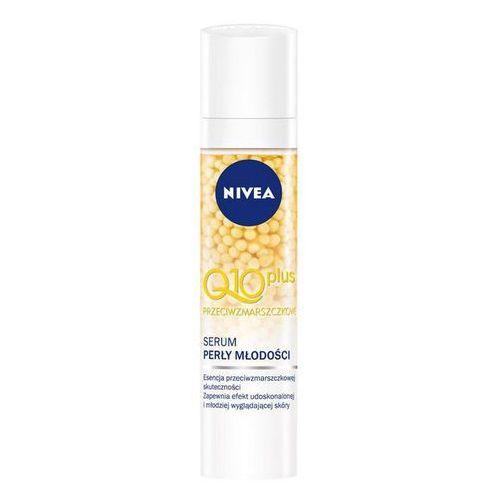 Nivea Visage Q10 Plus Przeciwzmarszczkowe serum do twarzy Perły Młodości 40 ml (5900017041377)