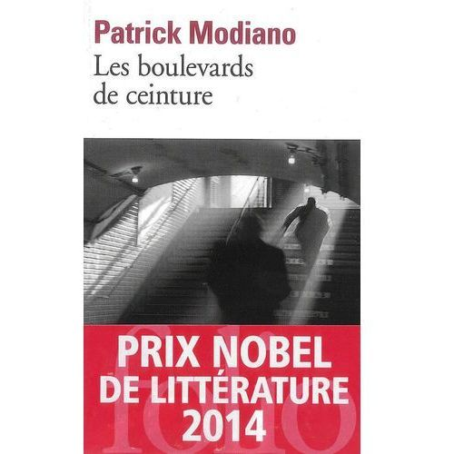 Boulevards de ceinture - Patrick Modiano, NOWELA