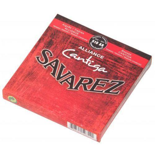 Savarez (656237) 510AR Cantiga NT struny do gitary klasycznej