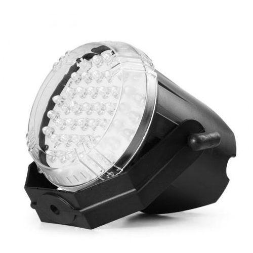 Stroboskop Beamz LED, biały efekt świetlny