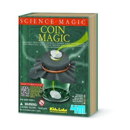 Zabawka 4M Magia nauki Księga II Magiczna moneta